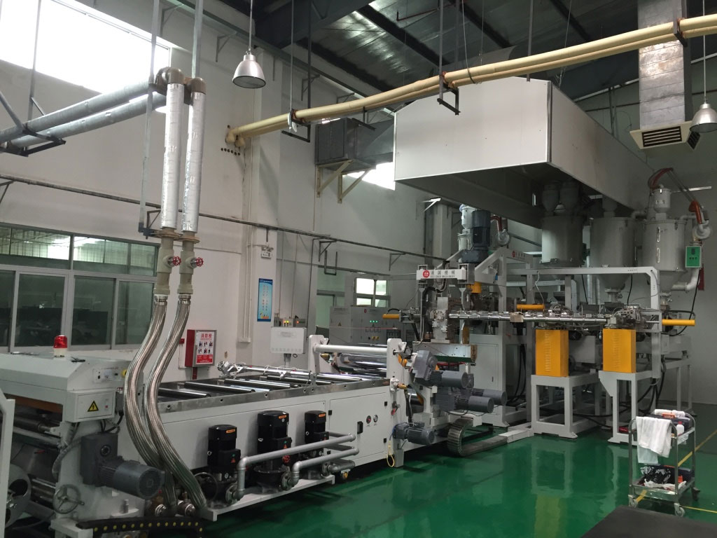 5 Layers Extruder Machines for PP/PS